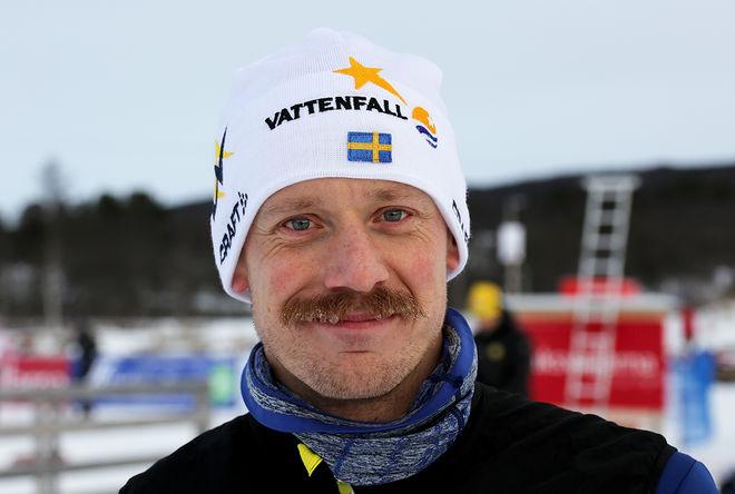 MATTIAS NILSSON tar över som tränare för det svenska herrlandslaget. Han har ingen större internationell erfarenhet och är en doldis för dom flesta. Den senaste säsongen har han tränat landslagets grupp 3. Foto/rights: KJELL-ERIK KRISTIANSEN/KEK-stock