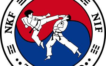 Tøyen Taekwondo Klubb Logo