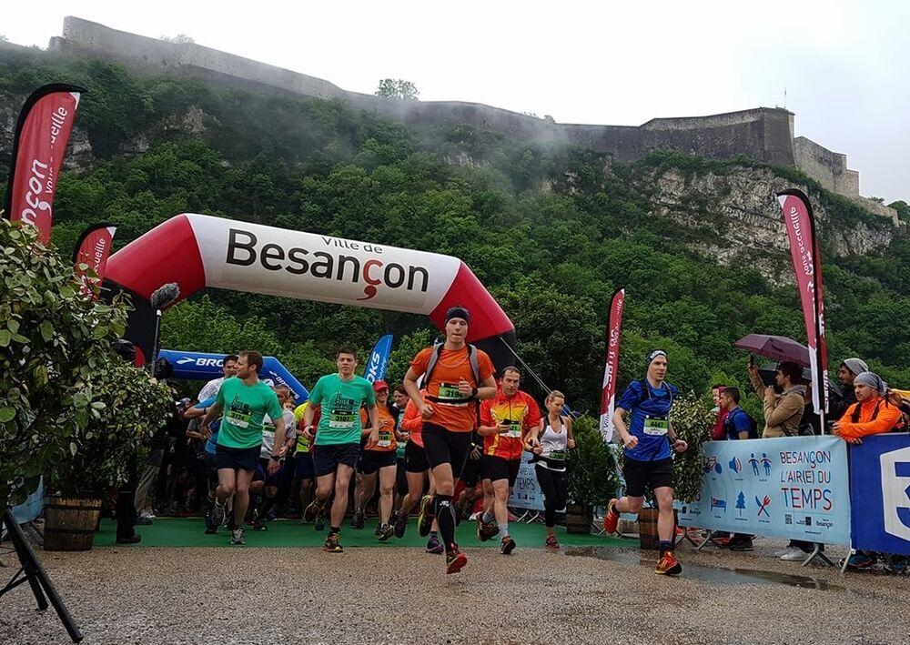 TRAIL FORTS Besançon