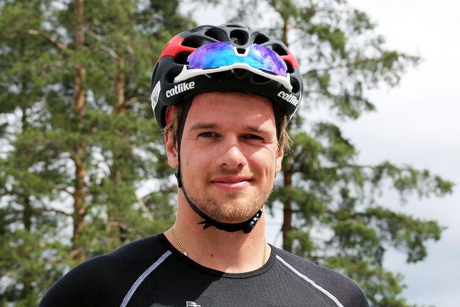OSKAR KARDIN blir med bröderna Aukland till deras nya Team Ragde Eiendom nästa säsong. Foto/rights: KJELL-ERIK KRISTIANSEN/KEK-stock