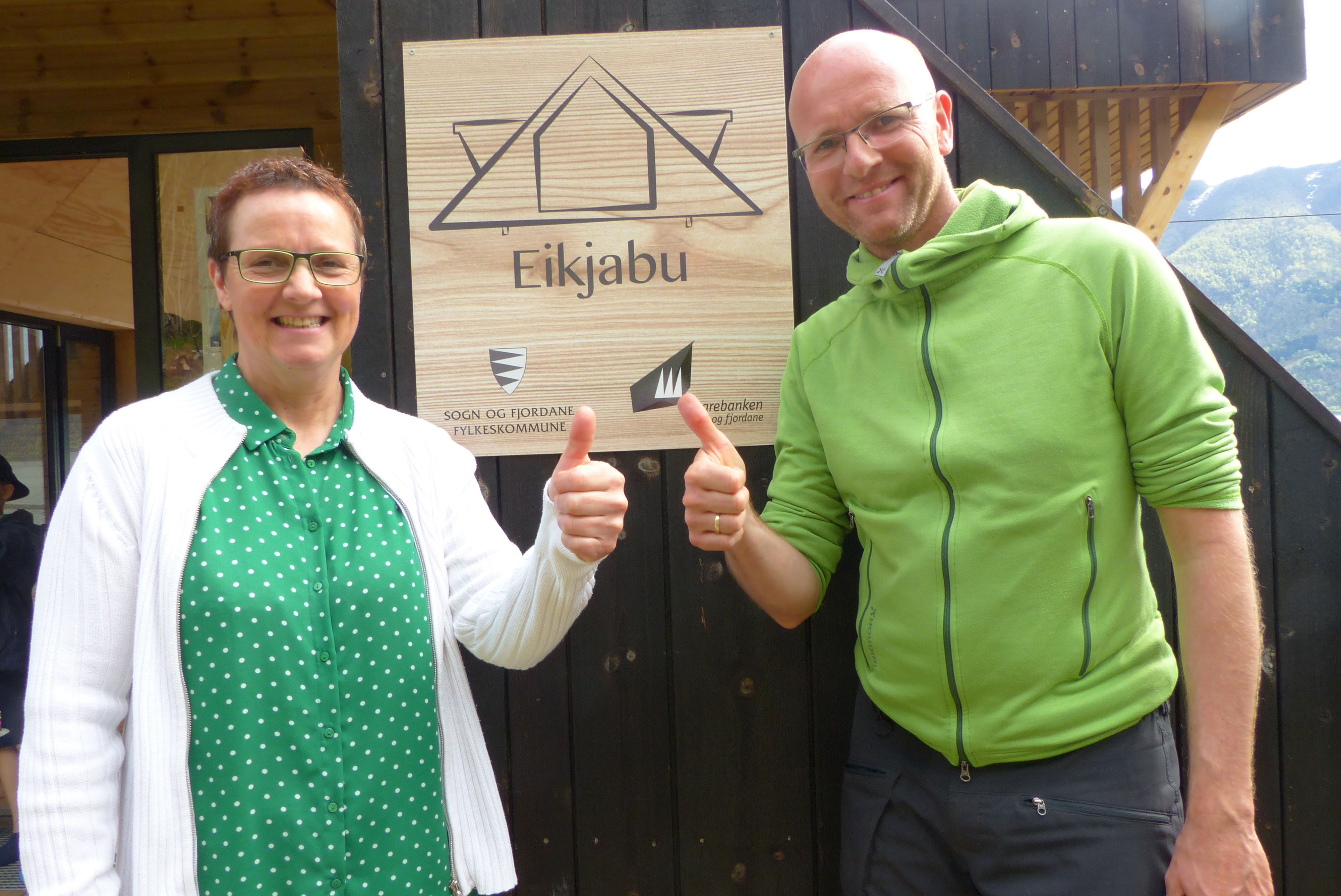 Karen Marie Hjelmeseter og Atle Skrede Sfj.f.k.jpg