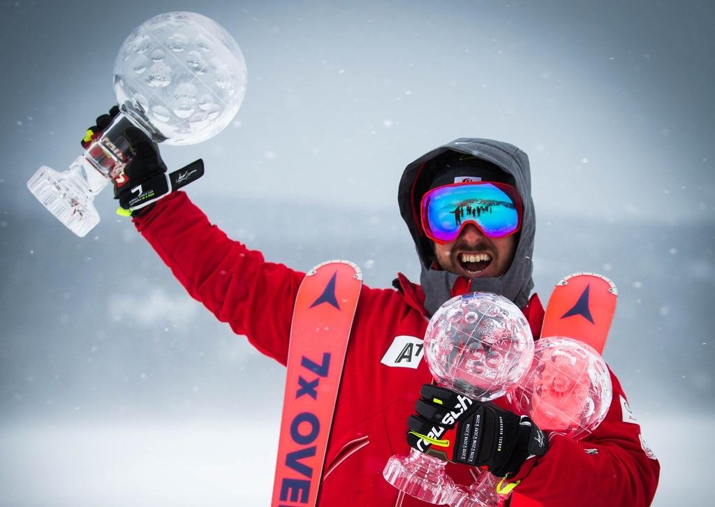 Ski alpin : Le classement de la coupe du monde de géant 2018