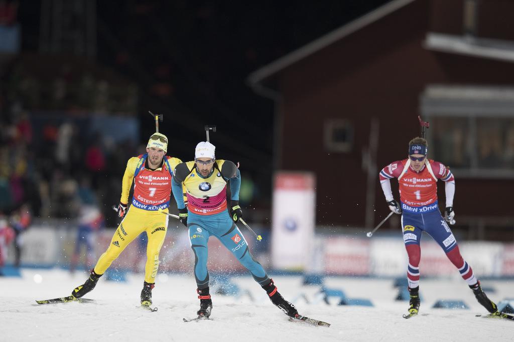 Biathlon 2019 Calendrier.Biathlon Le Programme Des Mondiaux 2019 Ski Nordique Net