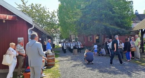 Sesongåpning Son Kystkultursenter 19.05.2018