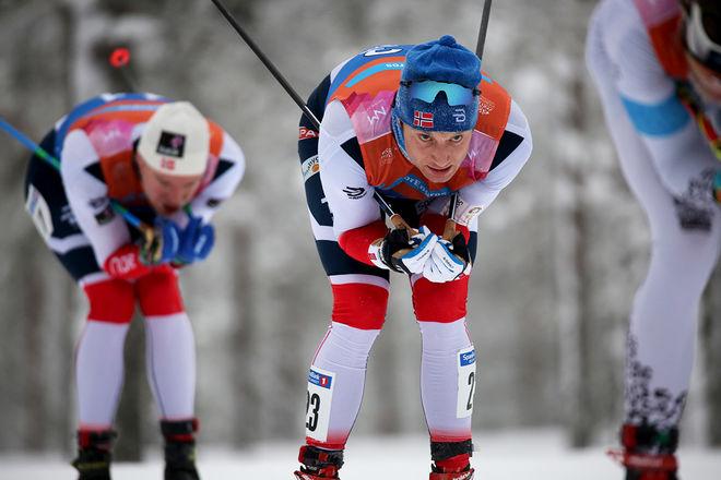 EMIL NYENG fick aldrig någon fast plats i det norska längdlandslaget och nu väljer han istället att satsa på skidskytte. Foto/rights: MARCELA HAVLOVA/KEK-stock