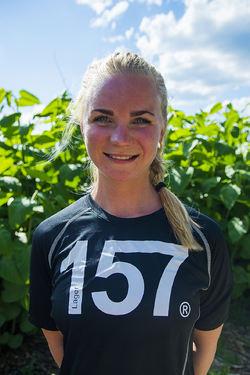 ELIN MOHLIN förlorade sin plats i landslaget men gör nu en långloppssatsning tillsammans med Lager 157.