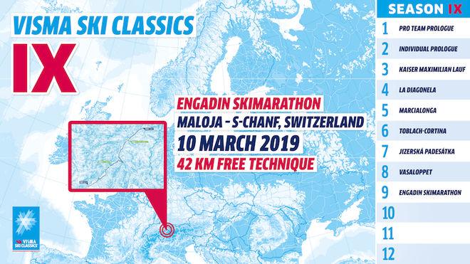 Engadin Skimarathon 2019