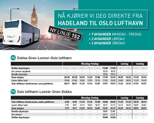 Flybuss Fra Bislett Til Gardermoen