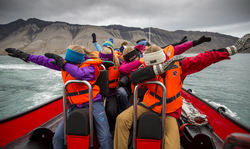Camp Svalbard dab