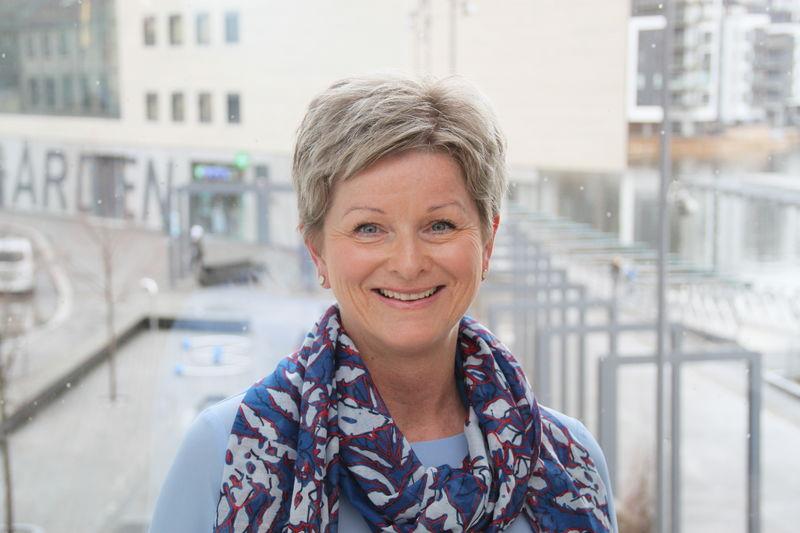 Hilde Hegerlund, prosjektleder, Bolig- og økonomiteam, Nav Arendal. Foto: Nav Arendal.