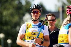 """CALLE HALFVARSSON vann SM-guldet i sprint i vintras. Han blev dock """"bara"""" tredje svensk i OS-sprinten i Pyeongchang. Nu åker han Dansbandssprinten i Malung 19 juli. Foto/rights: MARCELA HAVLOVA/KEK-stock"""