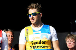 TEODOR PETERSON vann OS-silver i sprint i Sochi 2014 och han var också bland dom tio bästa på OS-sprinten i Pyeongchang i vintras. Han blir svårslagen i Dansbandssprinten. Foto/rights: MARCELA HAVLOVA/KEK-stock