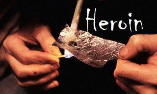 Røyke heroin