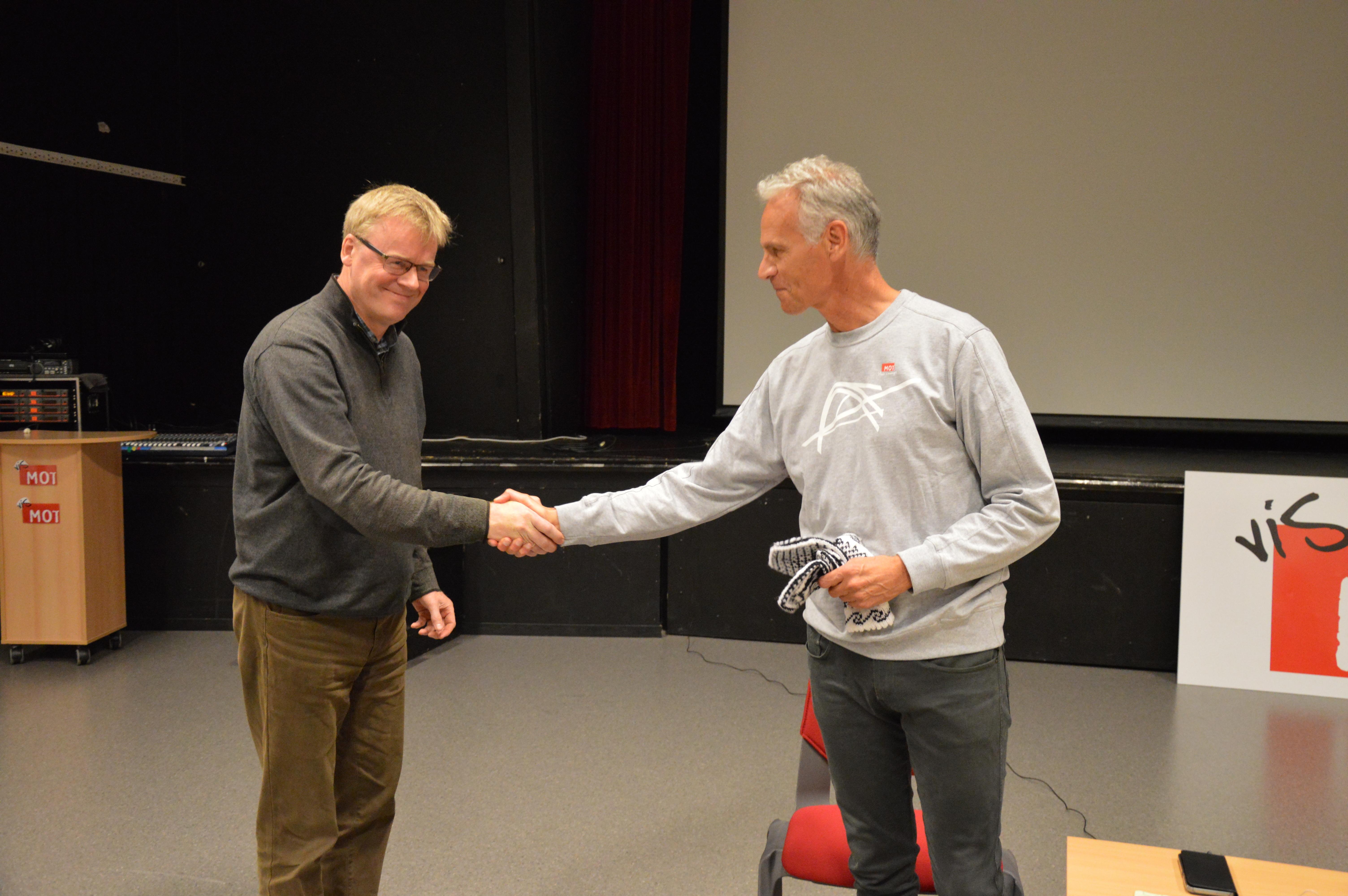 Rune Bratseth i Herøy_Lars Olav og Rune
