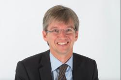 Paul Chaffey, statssekretær i KMD. Foto: Torbjørn Tandberg