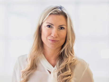 Kristine Eilertsen er utviklingsdirektør i Lånekassen. Foto: Lånekassen