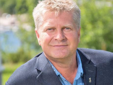 Dag Willien Eriksen er rådmann i Hvaler kommune. Foto: Hvaler kommune