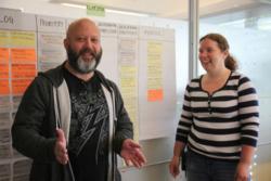 På det meste har det vært 12 skrivegrupper på ulike fagområder, og undersøkelser viser at de ansatte er svært positivt innstilt til språkarbeidet. Foto: Plan- og bygningsetaten, Oslo kommune