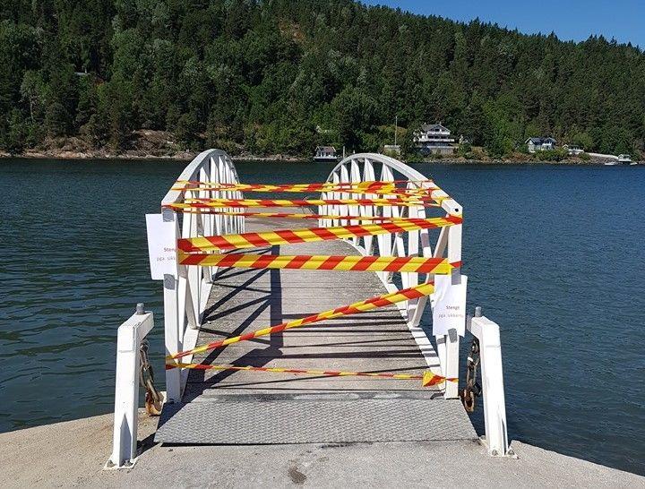 Brygga på Breivoll