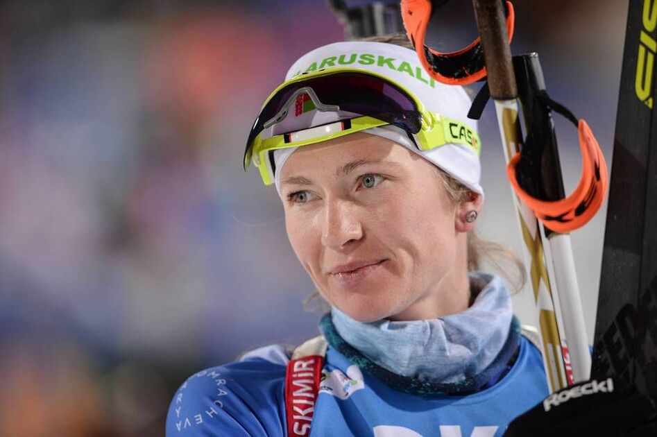 Domracheva Björndalen