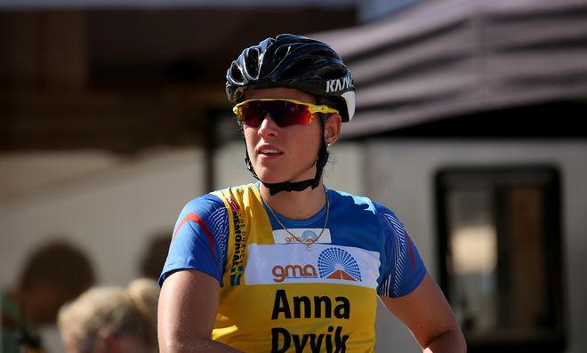 ANNA DYVIK blev liksom Frida Karlsson förkyld och fick åka hem i förtid från höghöjdslägret i Frankrike. Foto/rights: MARCELA HAVLOVA/kekstock.com