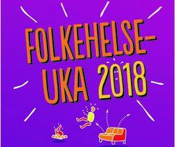 Folkehelseuka 2018 Logo