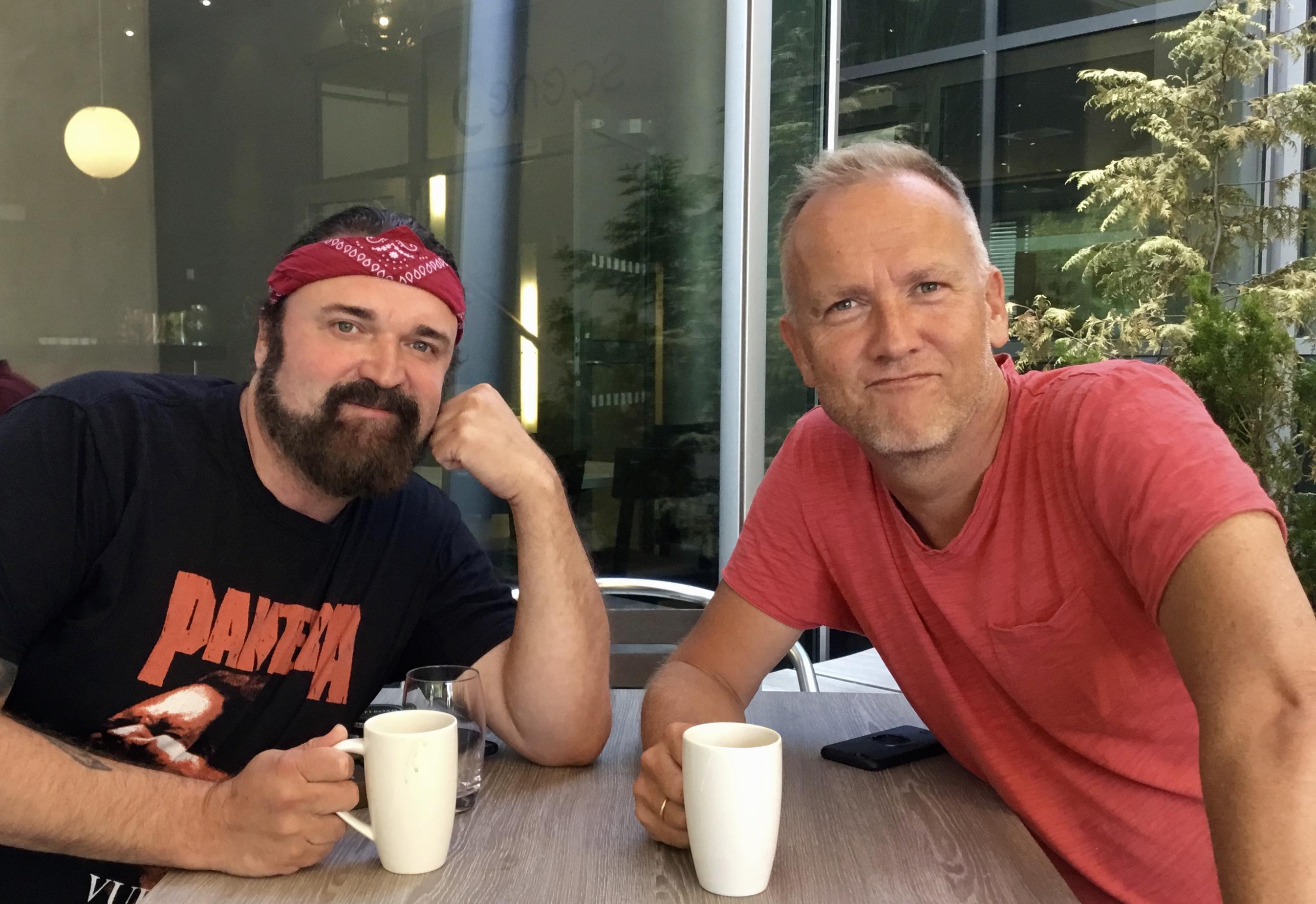 Alf og Hans Erik