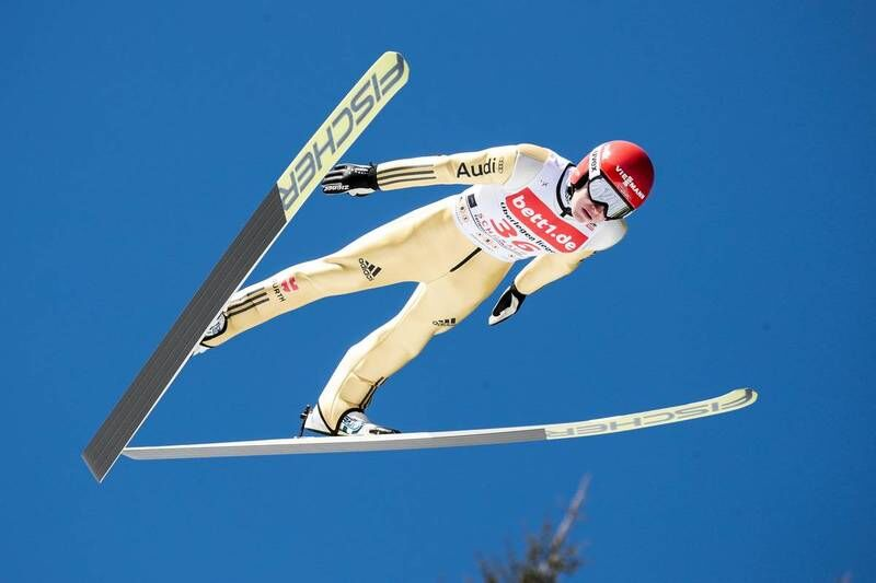 24.03.2018, Schonach, Germany (GER):Francois Braud (FRA) - FIS world cup nordic combined, individual gundersen HS106/10km, Schonach (GER). www.nordicfocus.com. © Modica/NordicFocus. Every downloaded picture is fee-liable.