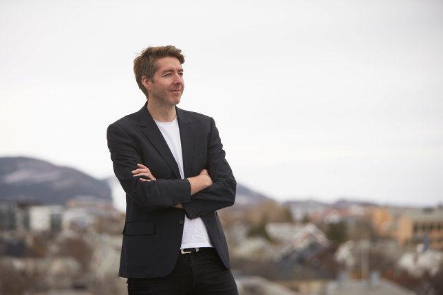 Lasse Knutsen, MobbeombudFoto: Thor-Wiggo Skille