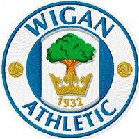 Badge wigan