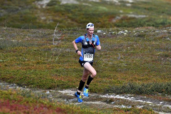 Idre 180825Idrefjällmaraton,Simon Andersson, etta 28 kmFoto Nisse Schmidt