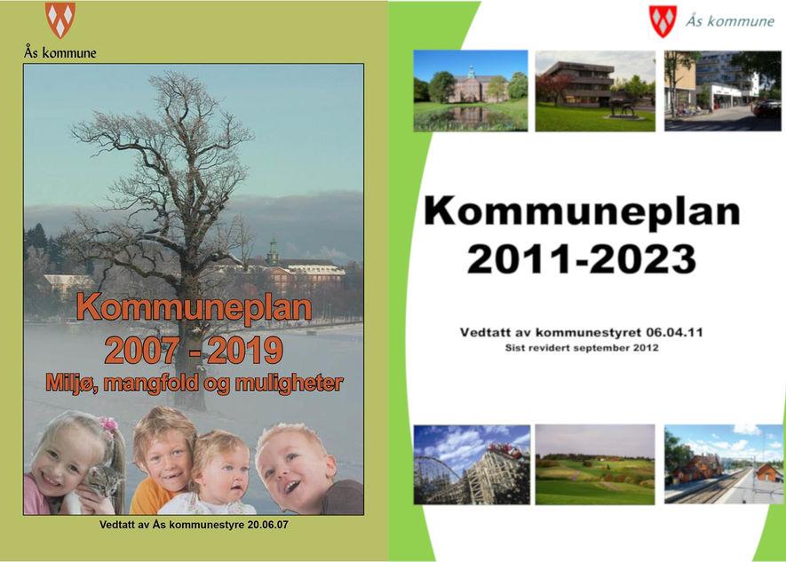 Eldre kommuneplaner merged