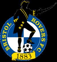Badge Bristol Rovers