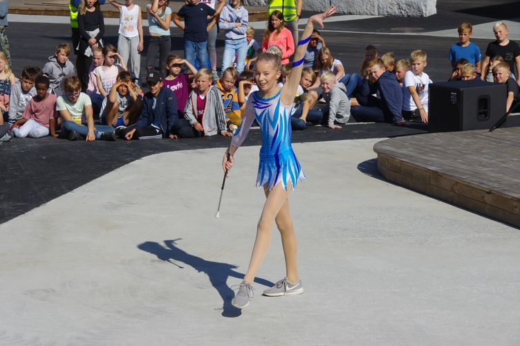 2018-09-03 Offisiell åpning Solberg skole  (11)