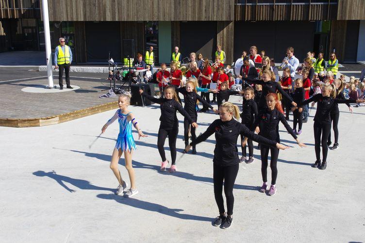 2018-09-03 Offisiell åpning Solberg skole  (13)