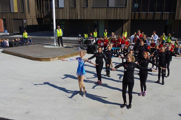 2018-09-03 Offisiell åpning Solberg skole  (14)