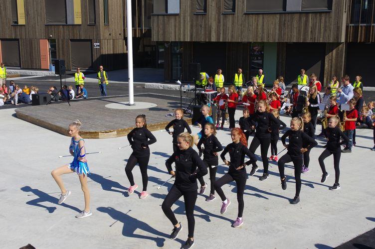 2018-09-03 Offisiell åpning Solberg skole  (16)