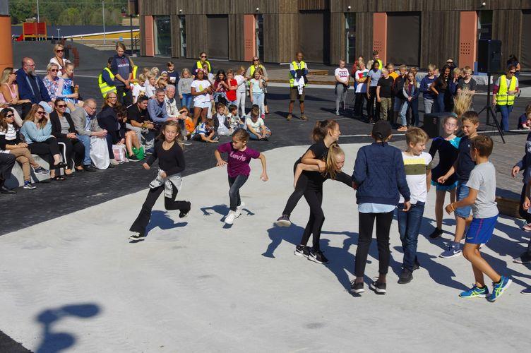 2018-09-03 Offisiell åpning Solberg skole  (21)