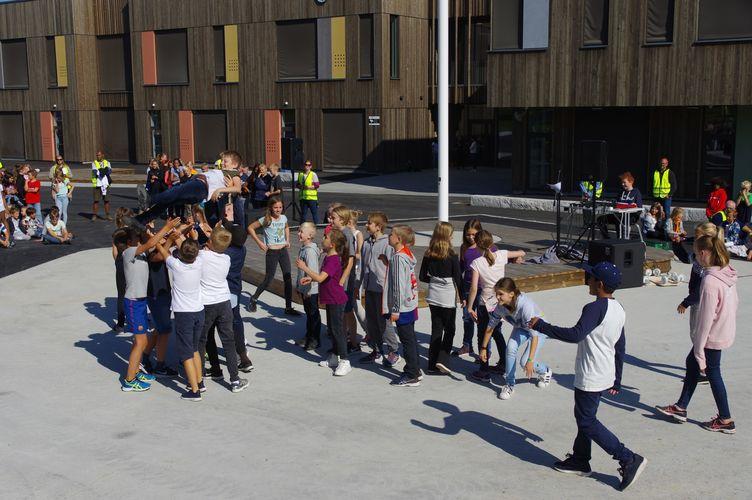 2018-09-03 Offisiell åpning Solberg skole  (24)