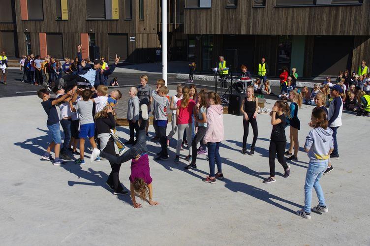 2018-09-03 Offisiell åpning Solberg skole  (26)