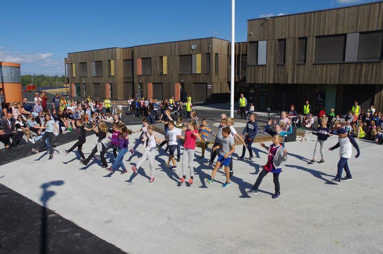 2018-09-03 Offisiell åpning Solberg skole  (30)