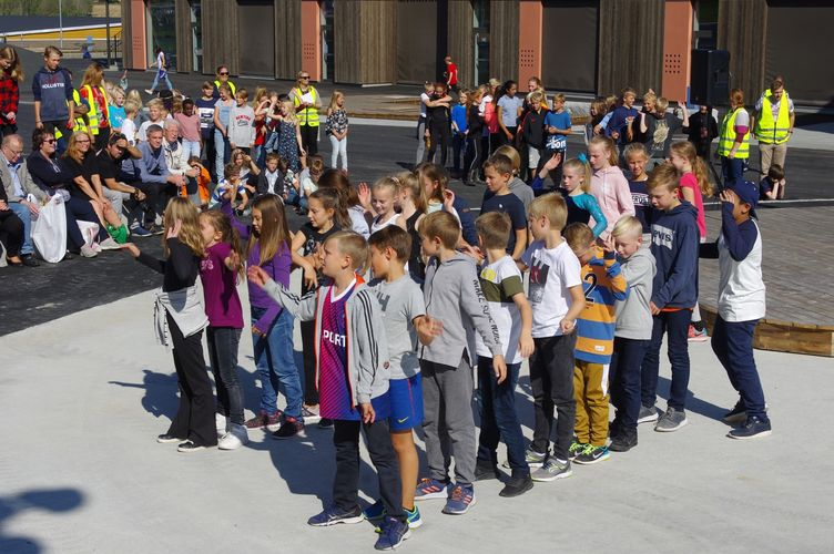 2018-09-03 Offisiell åpning Solberg skole  (31)