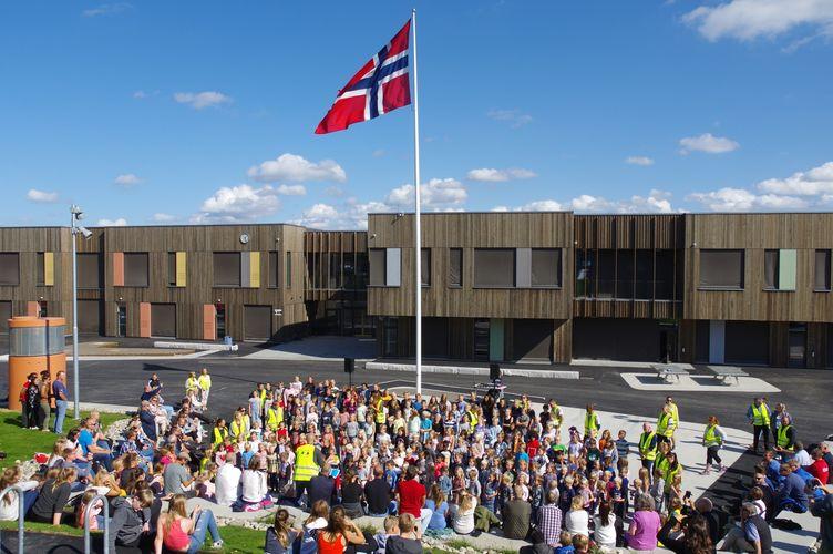 2018-09-03 Offisiell åpning Solberg skole  (32)