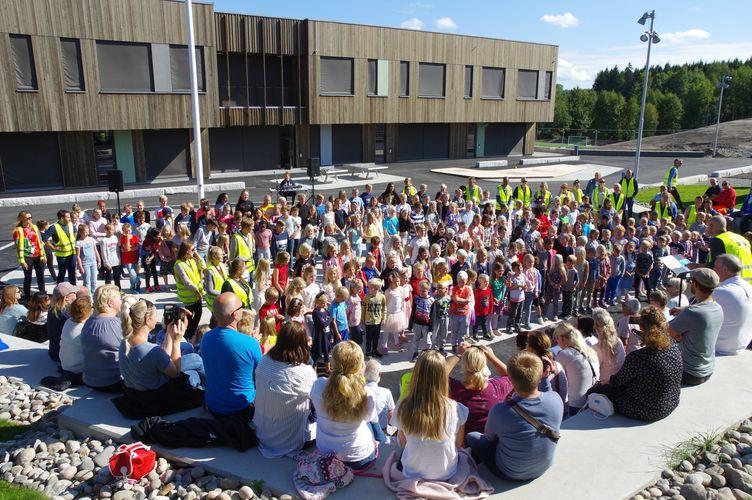 2018-09-03 Offisiell åpning Solberg skole  (33)