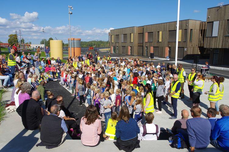 2018-09-03 Offisiell åpning Solberg skole  (34)