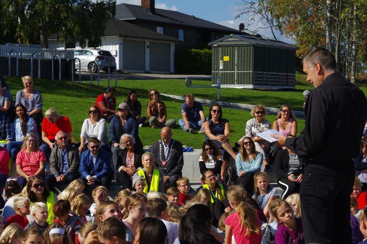 2018-09-03 Offisiell åpning Solberg skole  (36)