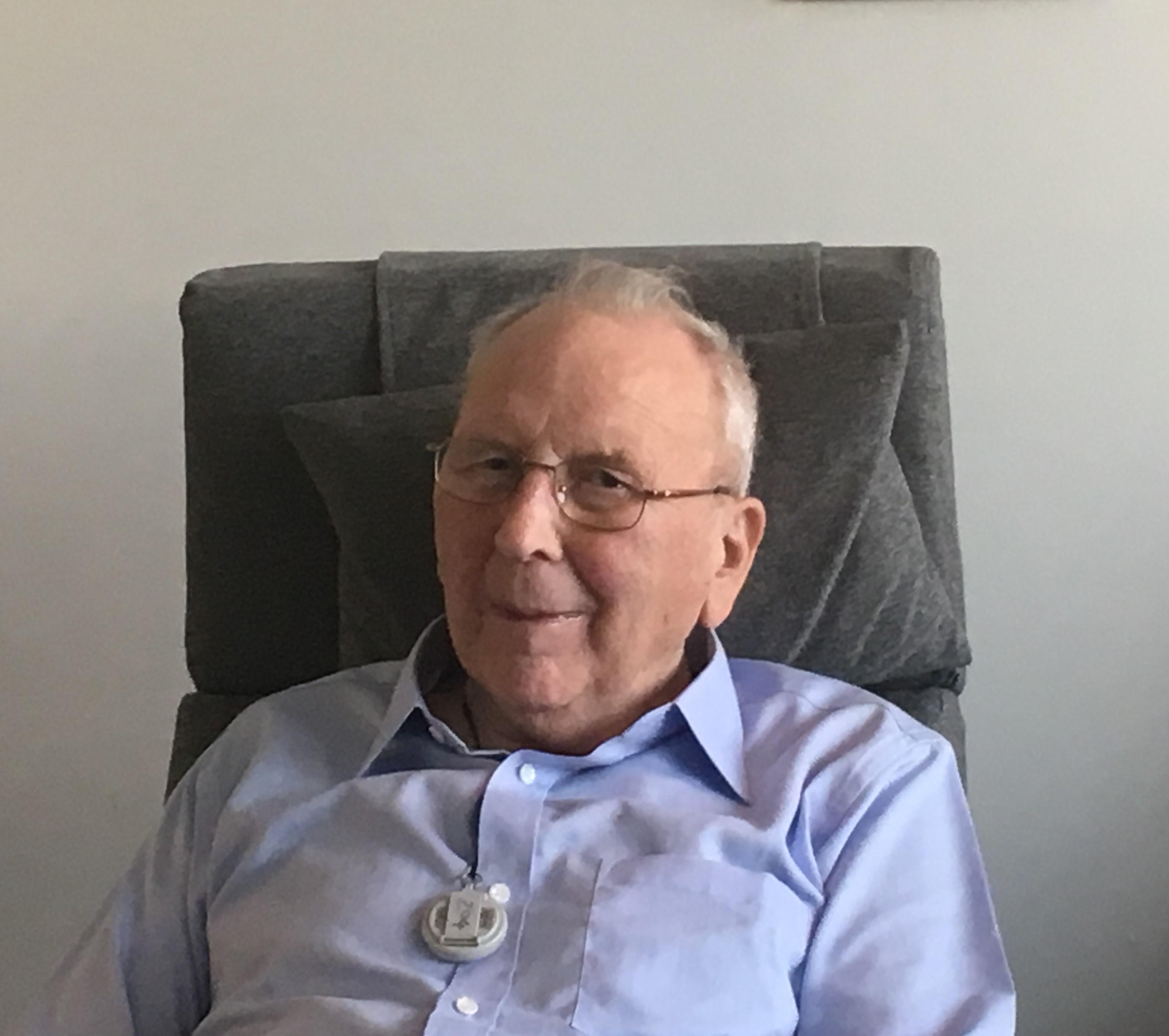 Sigurd Lundestad 91 år