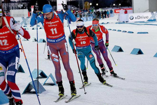 DET KAN BLI trångt i masstartstävlingarna i skidskyttet när IBU nu beslutat att dubbla antalet deltagare från 30 till 60. Foto/rights: MARCELA HAVLOVA/KEK-stock