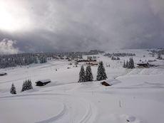 Les Saisies Ski Nordique
