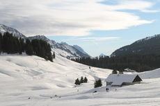 Domain nordique Les Glieres